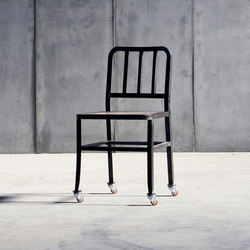 Metal Chair Weels | Chairs | Heerenhuis