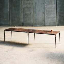 SHRP Leather | Lounge tables | Heerenhuis