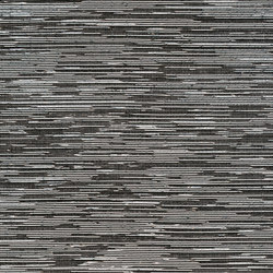 Éclat | Tissages de fils métalliques RM 881 91 | Wall coverings / wallpapers | Elitis