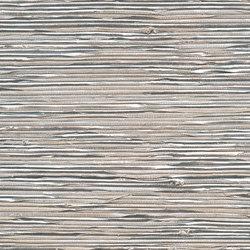 Éclat |Abaca et fils métalliques RM 883 01 | Carta da parati / carta da parati | Elitis