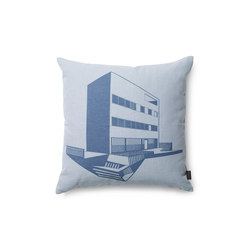 House cushions | Mogens Lassen's own house | Cuscini | by Lassen