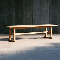 Trappist table | Dining tables | Heerenhuis