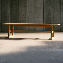 Trappist MTM Table | Tables de restaurant | Heerenhuis