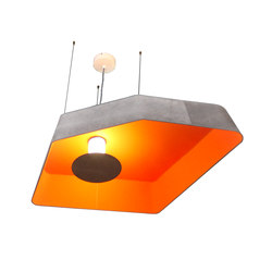 Nénuphar Suspension grand LED | Suspended lights | designheure
