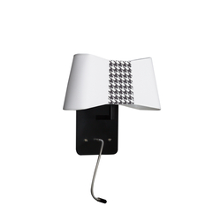 Couture Wall lamp small LED | Iluminación general | designheure