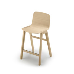 Heldu Barstool low | Bar stools | Alki
