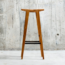 Grable high stool | Bar stools | QoWood