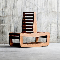 Happy Chair | Sillas de jardín | QoWood