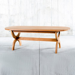 Loop Table | Mesas comedor | QoWood