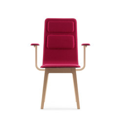 Laia Chair high back | Chaises de restaurant | Alki