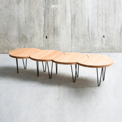 OrugaTable | Tables basses | QoWood
