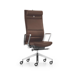 DIAGON Executive swivel chair | Sillas presidenciales | Girsberger