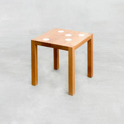 QoWood Stool | Hocker | QoWood