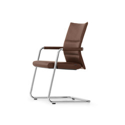 DIAGON Executive cantilever chair | Visitors chairs / Side chairs | Girsberger
