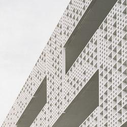 fibreC 3D | Facade cladding | Rieder