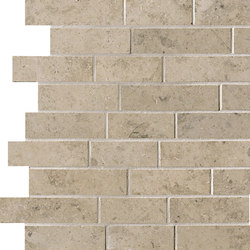 Ever&Stone grey brick | Ceramic mosaics | Ceramiche Supergres