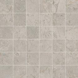 Gotha platinum mosaic | Ceramic mosaics | Ceramiche Supergres