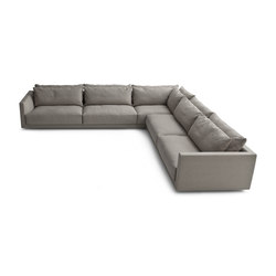 Bristol sofa | Modular sofa systems | Poliform