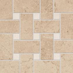 Gotha gold mesh mounted | Ceramic mosaics | Ceramiche Supergres