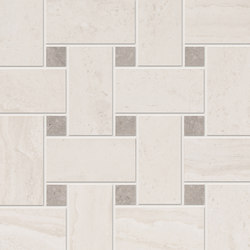 Gotha diamond mesh mounted | Mosaïques céramique | Ceramiche Supergres