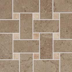 Gotha bronze mesh mounted | Ceramic mosaics | Ceramiche Supergres