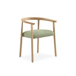 Tokyo Chaise | Chaises de restaurant | Poliform