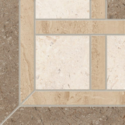 Gotha decors | Floor tiles | Ceramiche Supergres