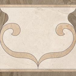 Gotha decors fascia idrogetto caldo | Piastrelle ceramica | Ceramiche Supergres