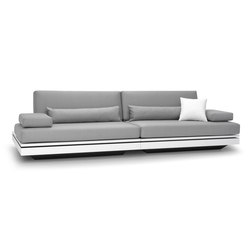 Elements sofa 2 seater | Divani | Manutti