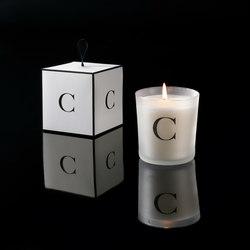"""C"" Candle 