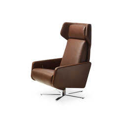 1303 Nano wing chair | Armchairs | Intertime