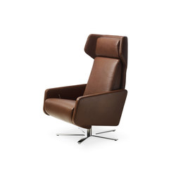 Model 1303 Nano wing chair | Poltrone reclinabili | Intertime