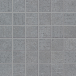 Smart Town grey mosaic | Mosaici | Ceramiche Supergres