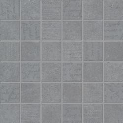 Smart Town grey mosaic | Ceramic mosaics | Ceramiche Supergres