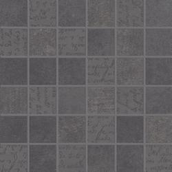 Smart Town dark mosaic | Mosaics | Ceramiche Supergres