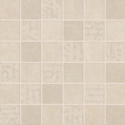 Smart Town ivory mosaic | Ceramic mosaics | Ceramiche Supergres