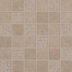Smart Town nut mosaic | Mosaïques | Ceramiche Supergres