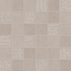 Smart Town sand mosaic | Mosaike | Ceramiche Supergres