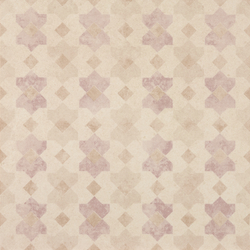 Smart Town ivory decor violet | Floor tiles | Ceramiche Supergres