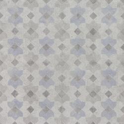 Smart Town silver decor azz | Carrelage pour sol | Ceramiche Supergres