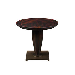 Bassano gueridon | Side tables | Promemoria