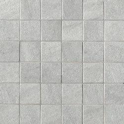 Stockholm lysgrau mosaic | Mosaicos | Ceramiche Supergres