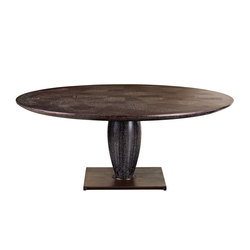 Bassano dining table | Dining tables | Promemoria
