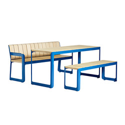 Air | Tables and benches | Vestre