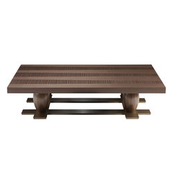 Bassano coffee table | Tables basses | Promemoria