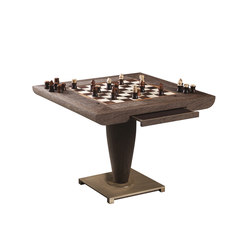 Bassano game table | Mesas de juegos | Promemoria