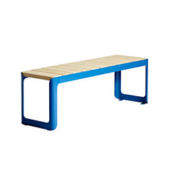 Air bench | Garden benches | Vestre