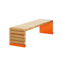 Move bench | Exterior benches | Vestre