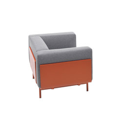 L-Chair | Lounge chairs | Giulio Marelli