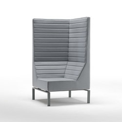 Stripes Armchair | Modular seating elements | Marelli